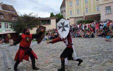 festivalul medieval sighisoara