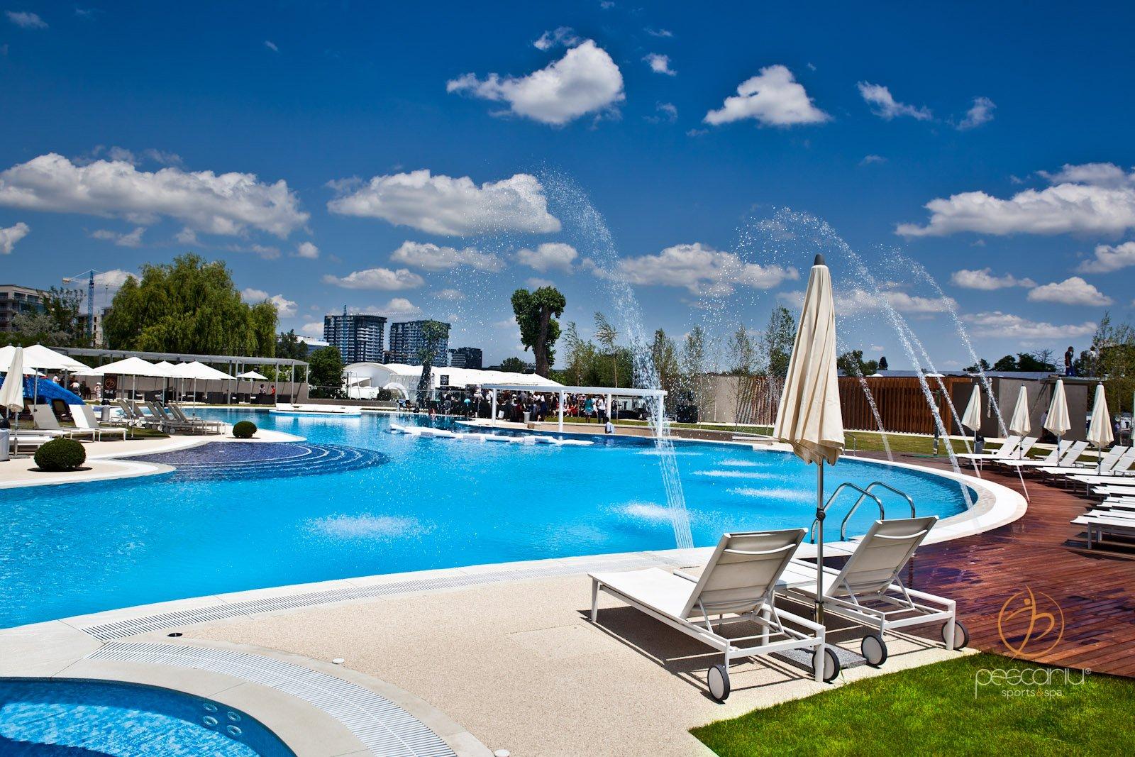 5 piscine cool in bucuresti blogul for Piscine 08