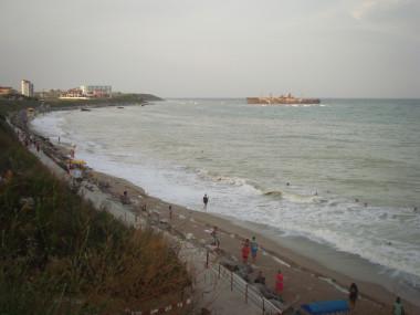 Scufundari la Marea Neagra - Costinesti