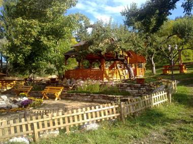 Cabana Iriana Manastirea Humorului