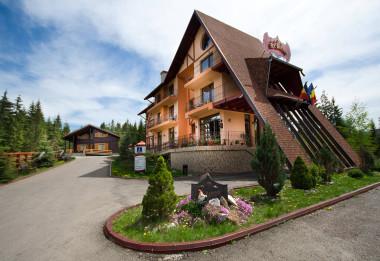 Complex Turistic Le Baron Vatra Dornei