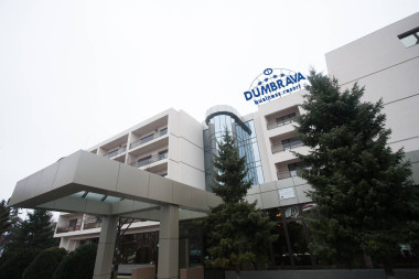Hotel Dumbrava Bacau