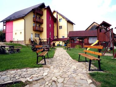 Vila Andreea Manastirea Humorului