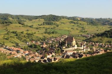Biserici fortificate - Biserica Biertan