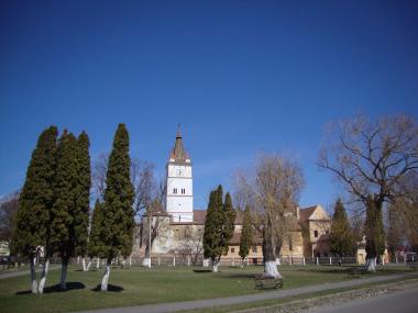 Biserici fortificate din zona Brasov