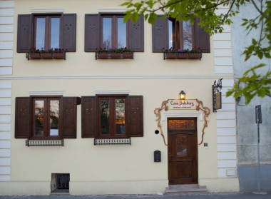 Casa Salzburg - Targul de Craciun din Sibiu