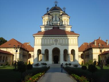 Catedrala Incoronarii din Alba Iulia