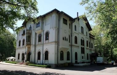 Palatul Stirbei din Buftea
