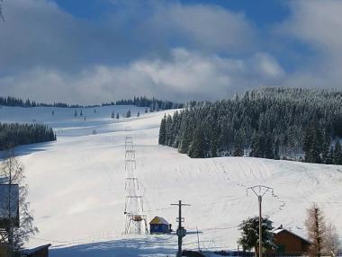 Partia de ski Carlibaba