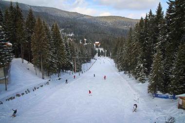Partii de schi in Romania