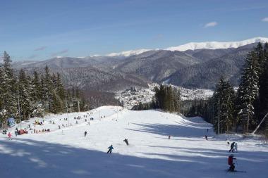 Sporturi de iarna la Kalinderu