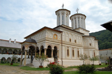 Monumente din Romania incluse in Patrimoniul Mondial UNESCO - Manastirea Hurezi (1 of 1)