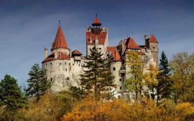 Castelul Bran - judetul Brasov