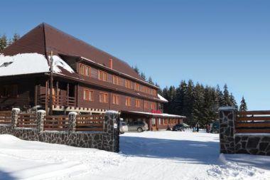 Ozon Hotel - Harghita Bai