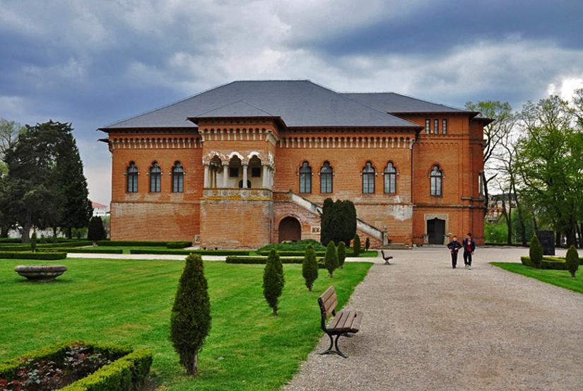 Resultado de imagen de palatul Mogoşoaia