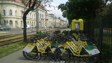 Centru de inchiriat biciclete
