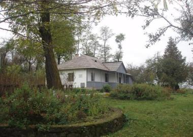 Casa memoriala George Enescu din Liveni - judetul Botosani