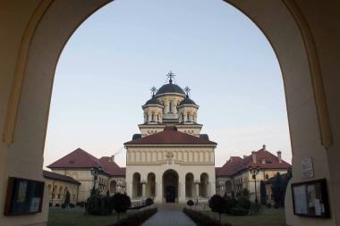 Catedrala Reintregirii - Alba Iulia