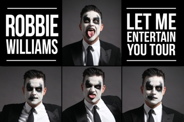 Concerte in Bucuresti - Robbie Williams