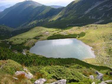 Muntii Rodnei - lacul Lala Mare