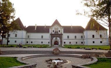 Castelul Miko - Harghita