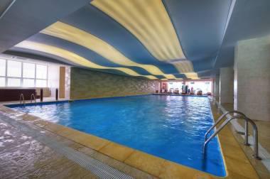 Centre wellness pe litoral - Hotel Iaki