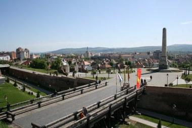 Transilvania - cetatea Alba Carolina