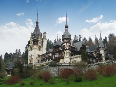 Castelul Peles, Valea Prahovei