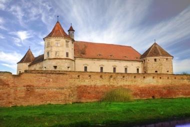 Cetatea Fagaras Brasov