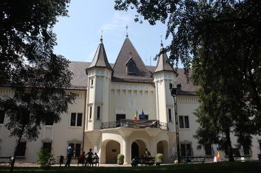 Castelul Caroly - Satu Mare