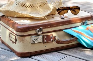 départ en vacances