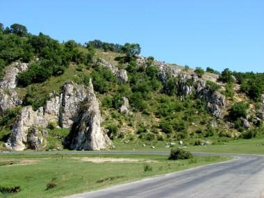 Cu bicicleta prin Dobrogea