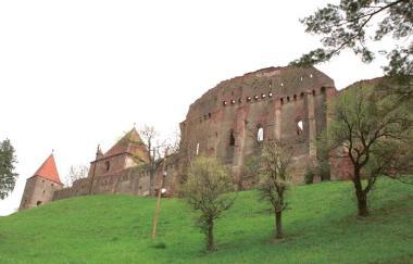 Slimnic - judetul Sibiu