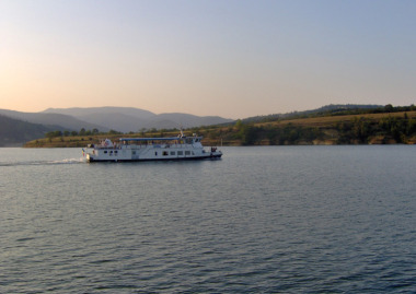 Vaporas pe Dunare