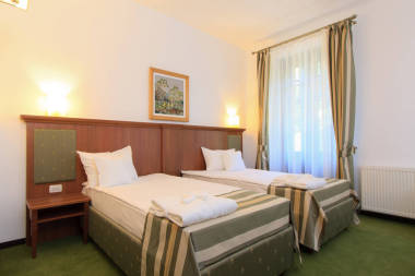 Hotel Palace - camere