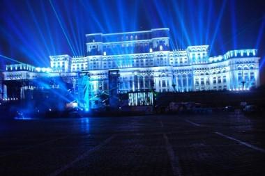 Revelion la Palatul Parlamentului