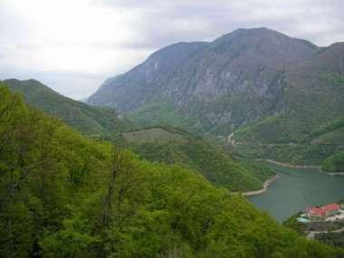 Valea Cernei - Domogled