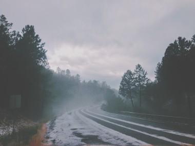 Drum iarna