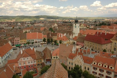 Orasul Sibiu, Romania