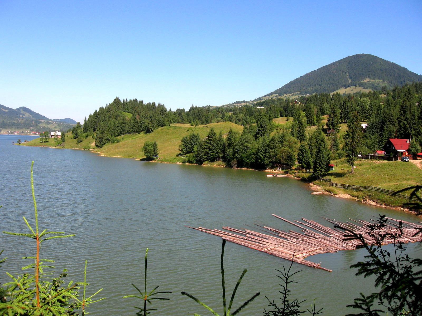 Lacul Colibita