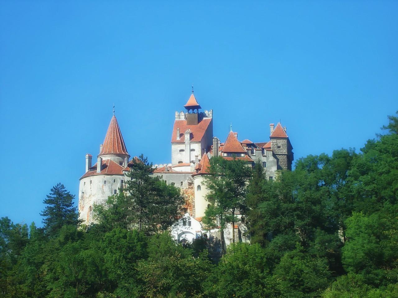 Castelul Bran, Romania