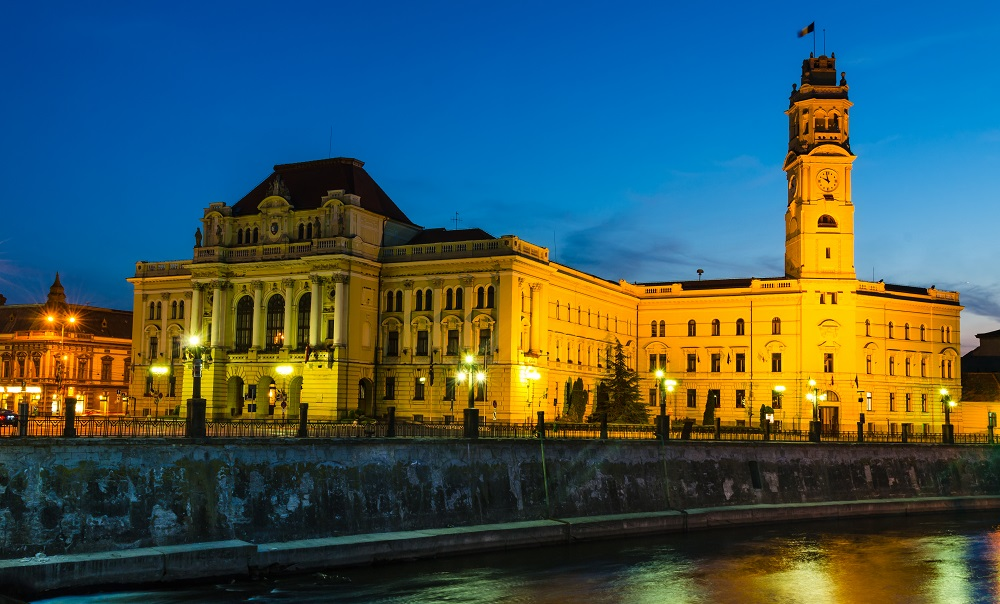 Oradea - city break