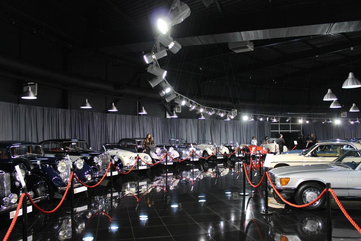 Tiriac Collection - colectie masini