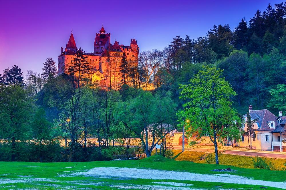 Castelul Bran, foto Gaspar Janos