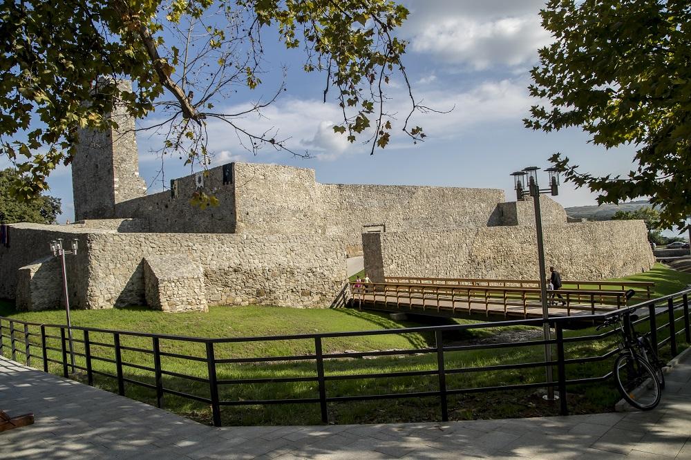 Cetatea Severinului, foto Paul Malaianu