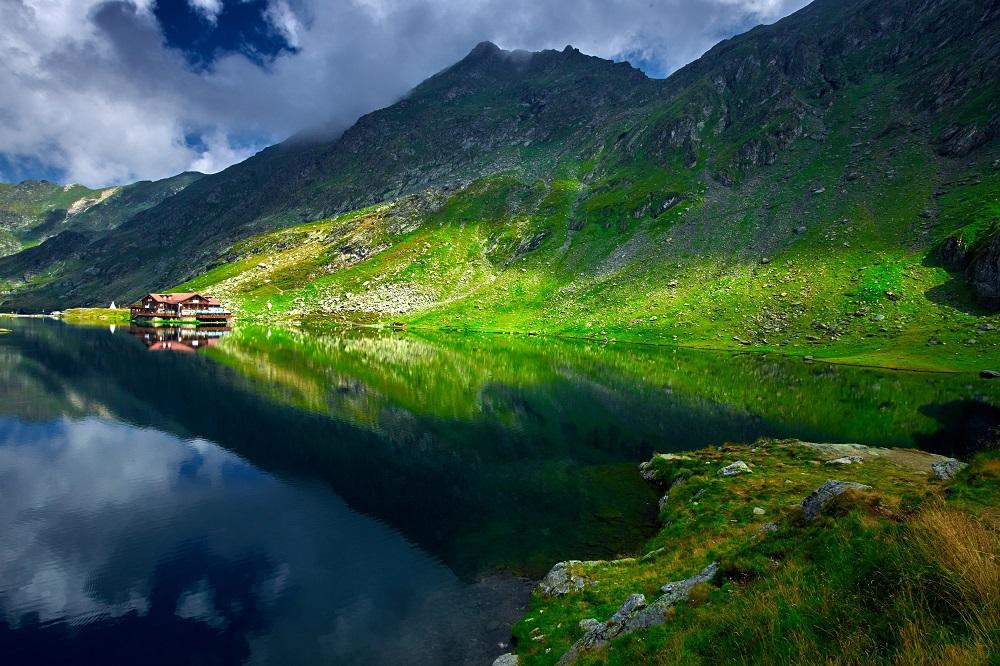Lacul Balea, foto Razvan Ionut Dragomirescu