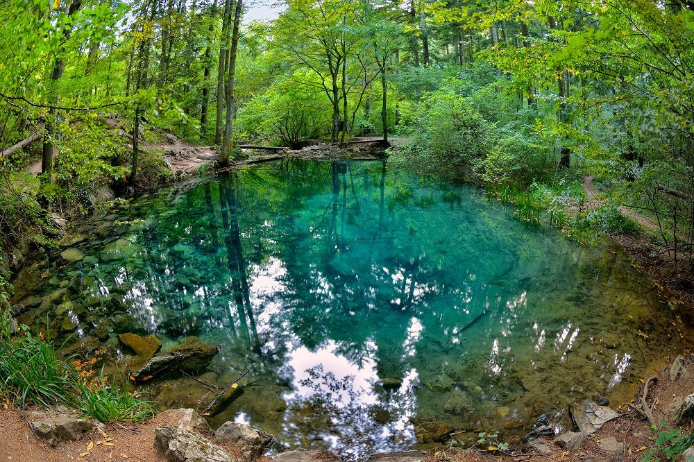 Lacul Ochiul Beiului, foto Hurghea Constantin