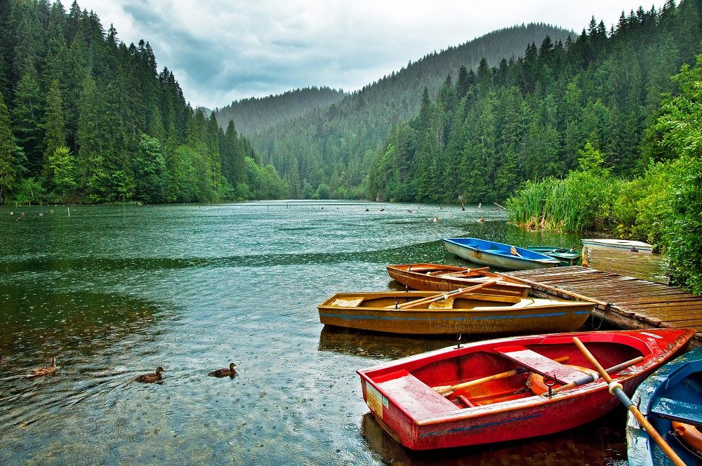 Lacul Rosu, foto Botond Horvath