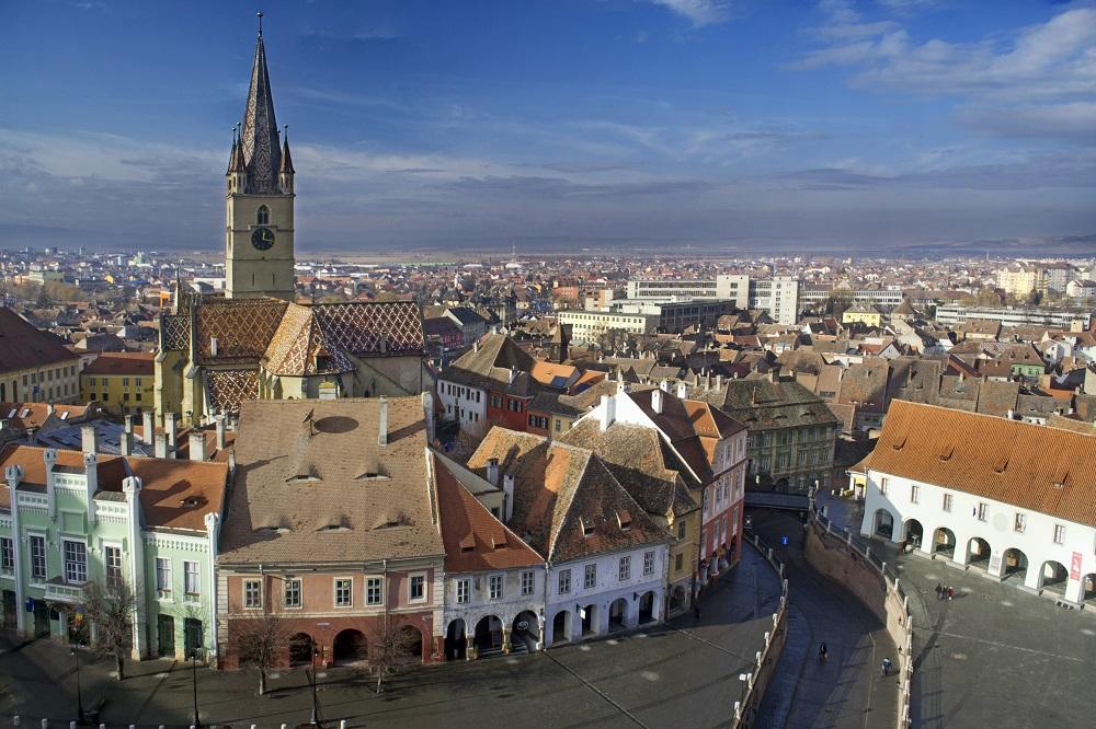 Sibiu, foto Boerescu