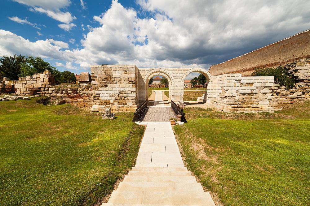 Castrul Roman Apulum, foto Catalin Petolea
